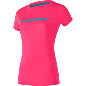 Dynafit Traverse 2 T-Shirt Donna, fluo pink